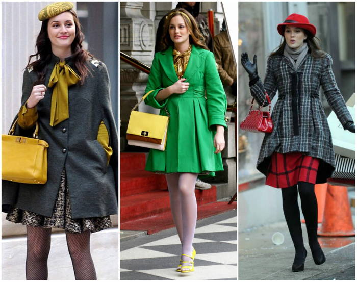 Мода из телесериала «Сплетница» – стиль Блэр Уолдорф
