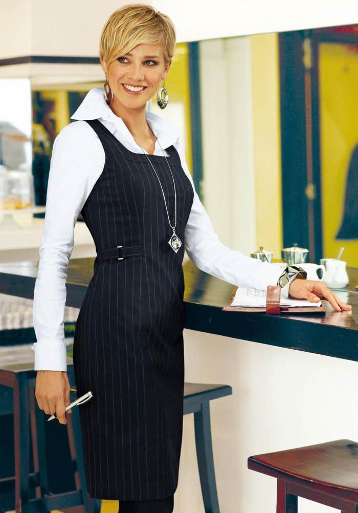 Офисная одежда для женщин за 40