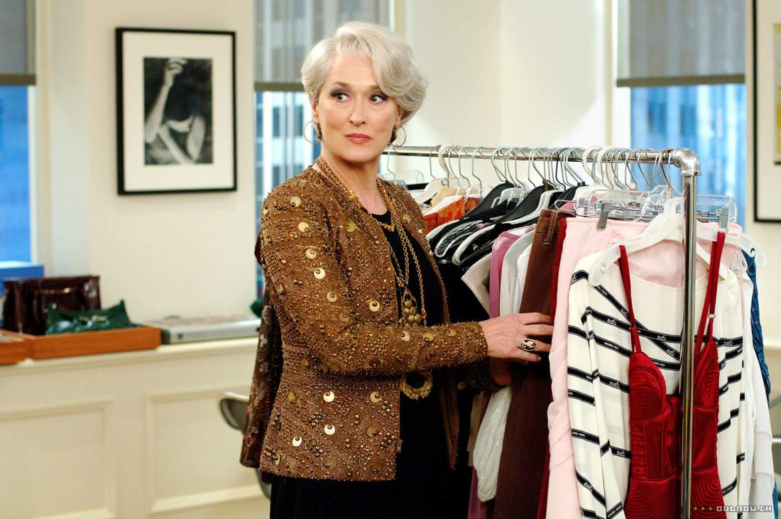 гардероб современной женщины за 50 лет