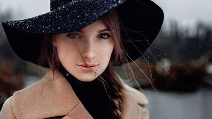 женская шляпа на каждый день