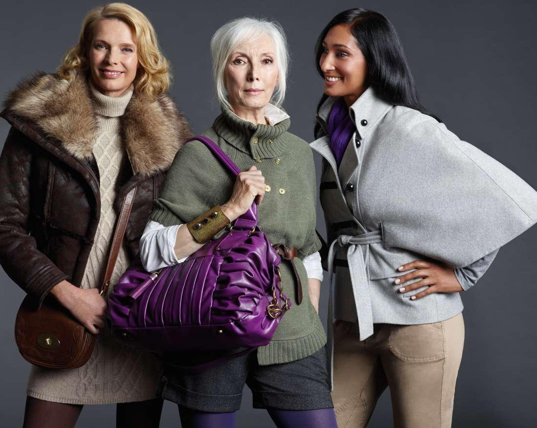 как одеваться женщине в 50 лет