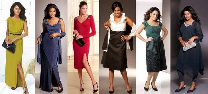 какие платья одевать в 40 лет