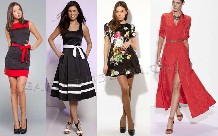 Как выбрать платье по типу фигуры песочные часы