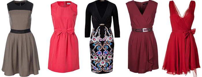 Как выбрать платье по типу фигуры перевернутый треугольник