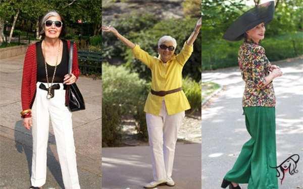 модная одежда за 50 лет брюки