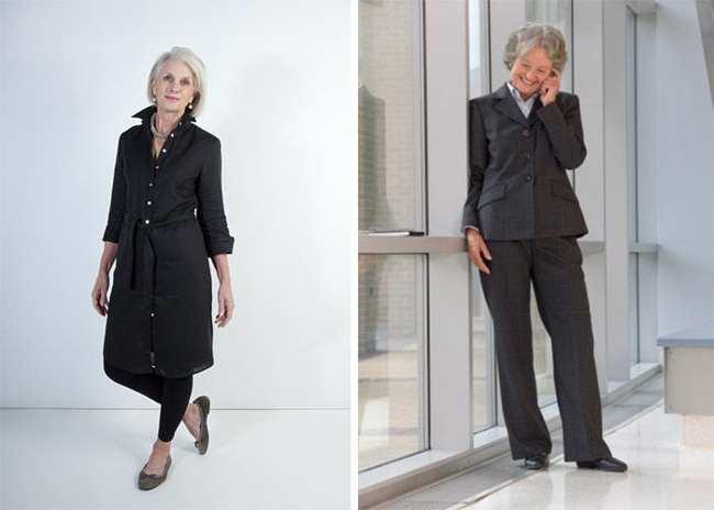 модная одежда за 50 лет