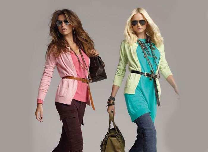 Как стильно одеваться женщине - секреты и советы