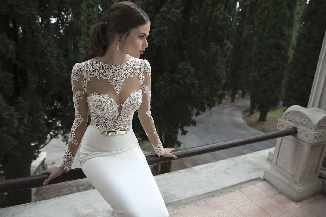 Какое свадебное платье выбрать