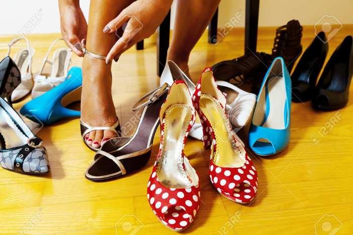 какую обувь носить в 50 лет