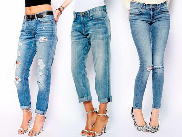 Модные джинсы 2016 года