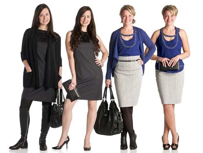 модные образы для женщин 40 лет