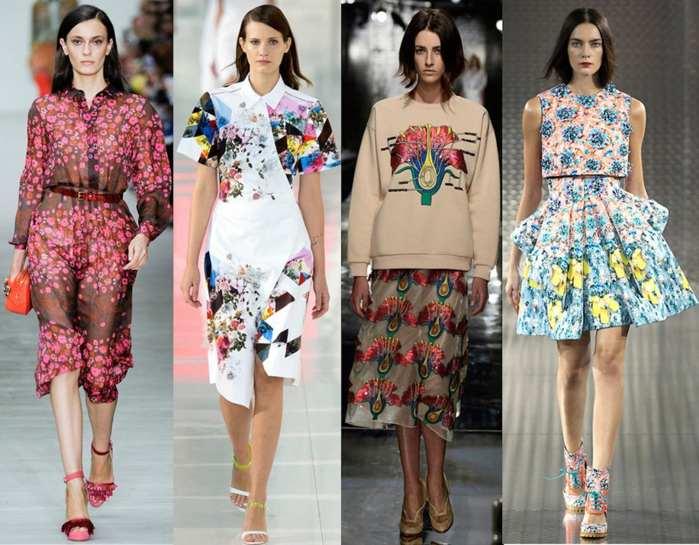 модные тренды 2016 года: платья