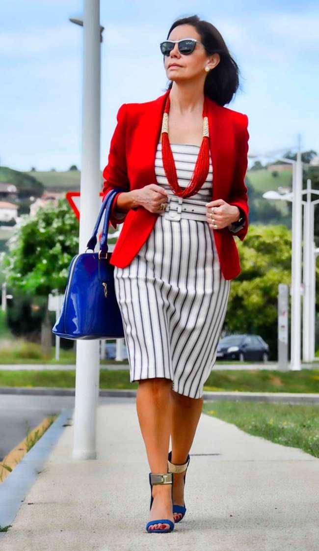 одежда для женщин за 40 стиль фото