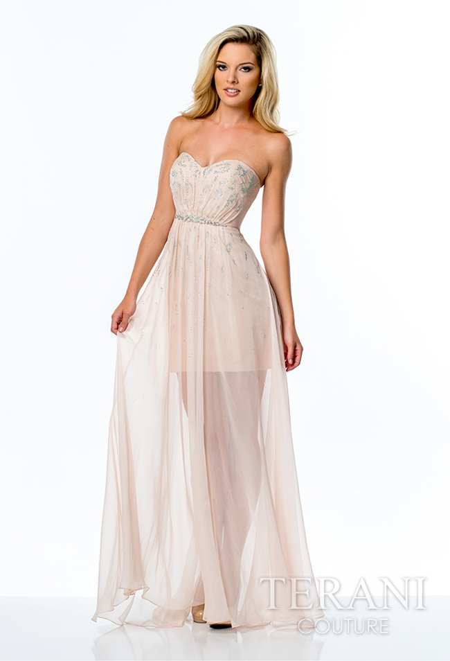 Платье на бал по фигуре