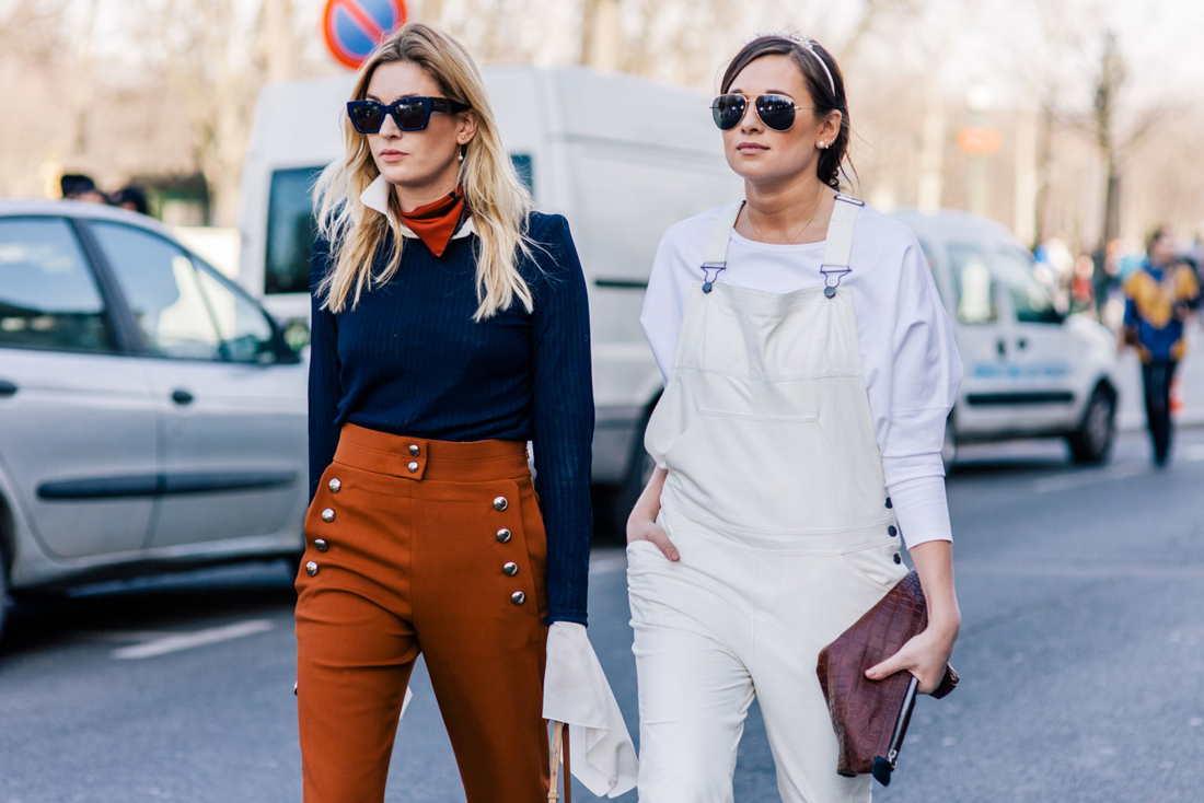 тенденции моды весна 2016