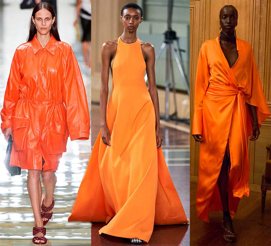 модные цвета 2021