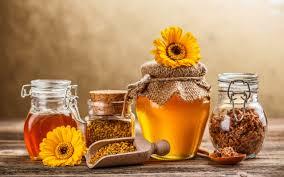 мед в уходе за лицом